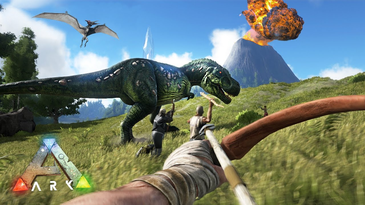 Download ARK Survival Evolved v324.6-P2P in PC [ Torrent ]