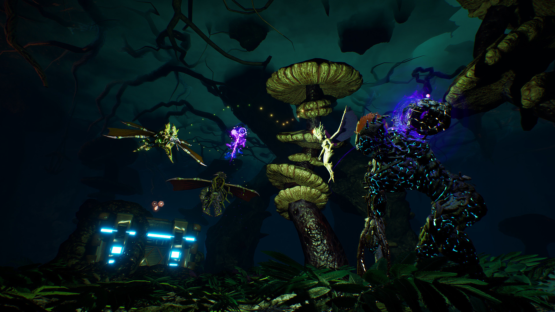 Download Arboria The Mutated Machinery Early Access in PC [ Torrent ]