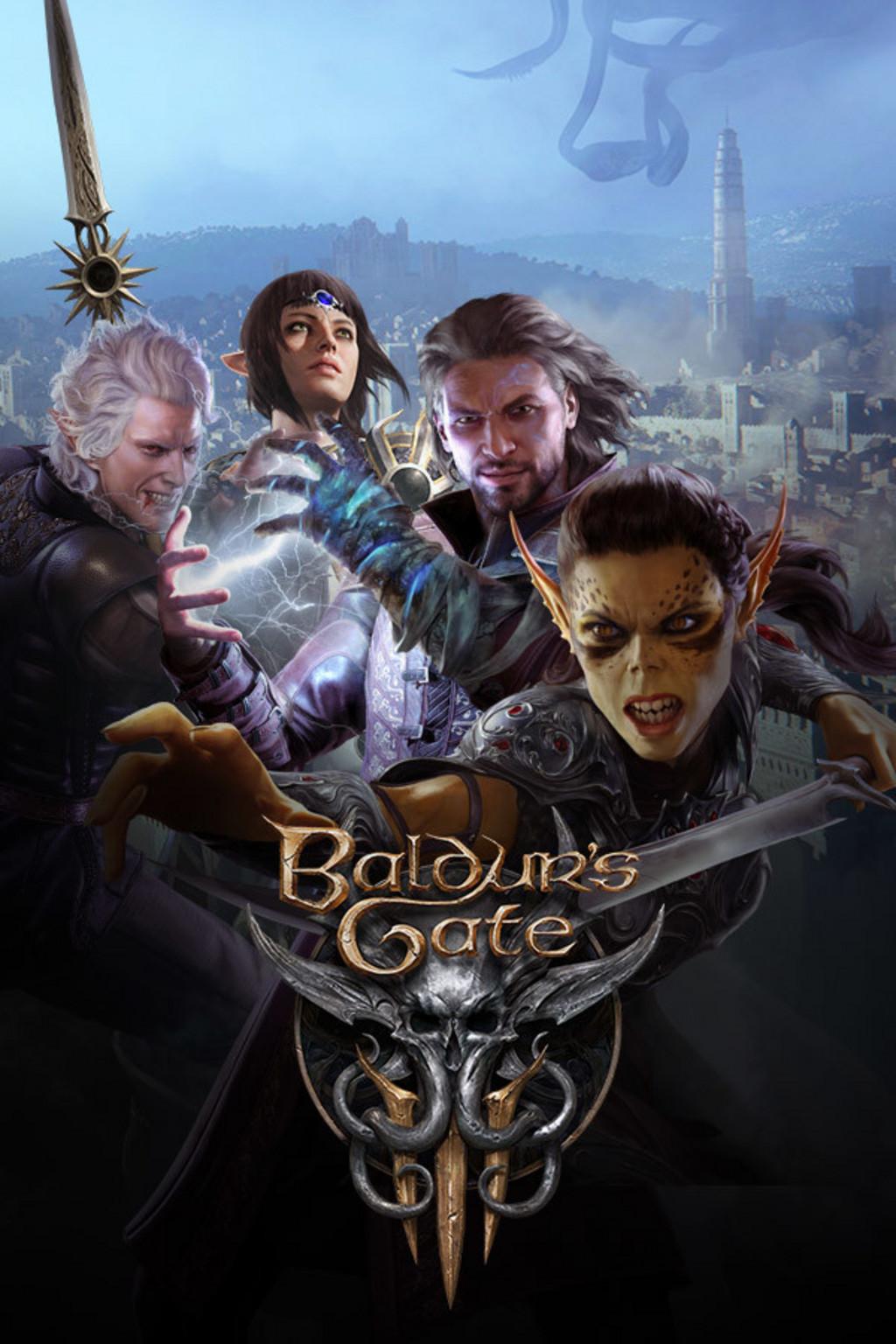 Download Baldurs Gate 3 v4.1.99.3036-GOG in PC [ Torrent ]