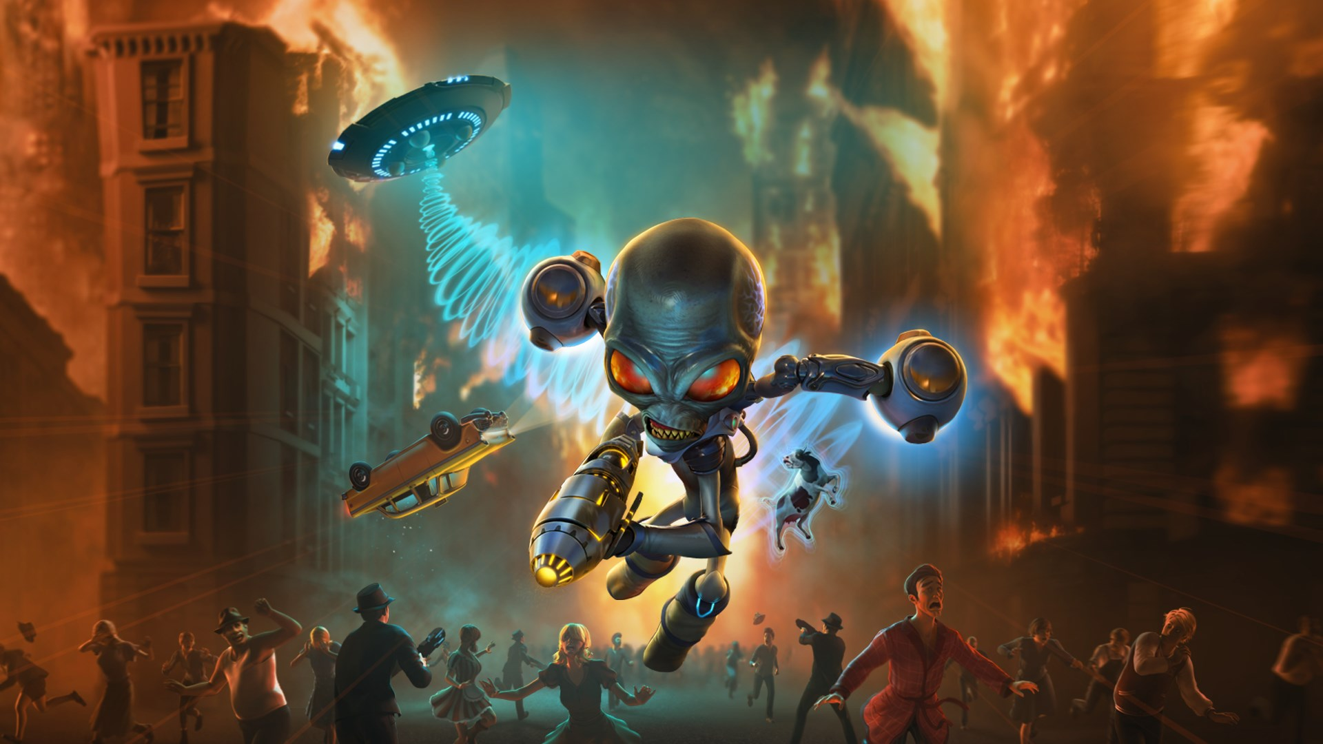 Download Destroy All Humans v1.4-GOG in PC [ Torrent ]