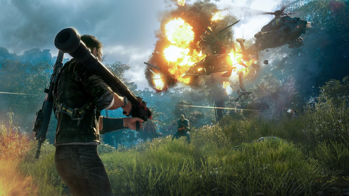Download Just Cause 4 Complete Edition-Empress in PC [ Torrent ]