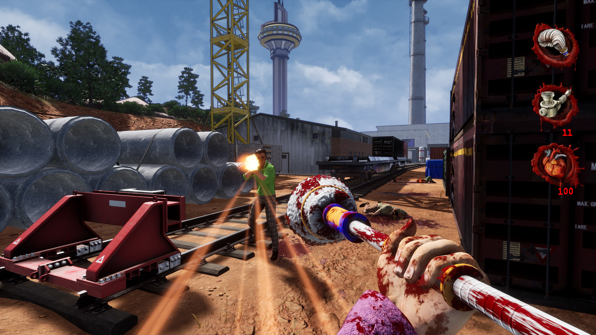 Download Postal 4 No Regerts The Curve Early Access in PC [ Torrent ]