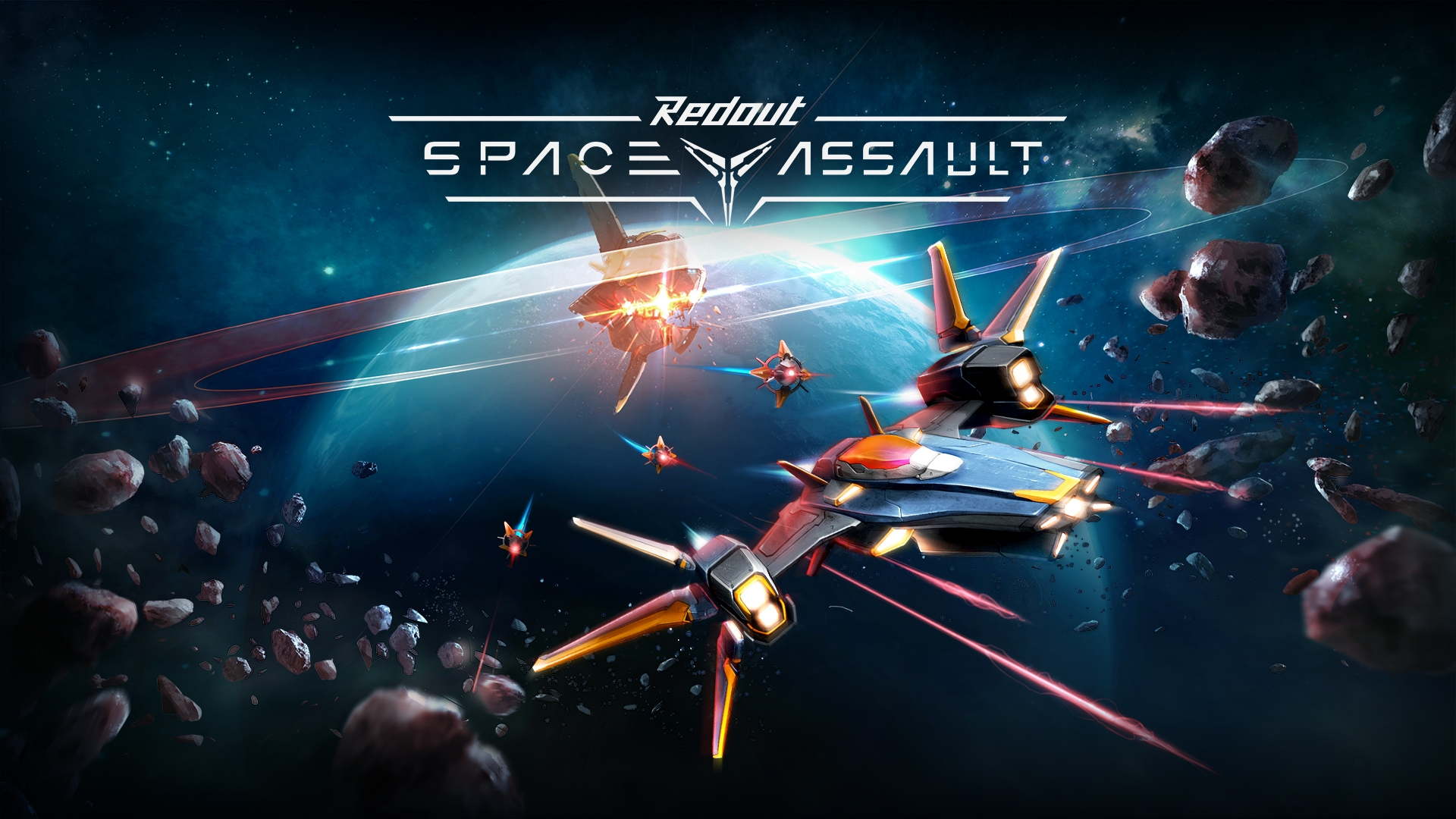 Download Redout Space Assault v1.0.2.1-GOG in PC [ Torrent ]