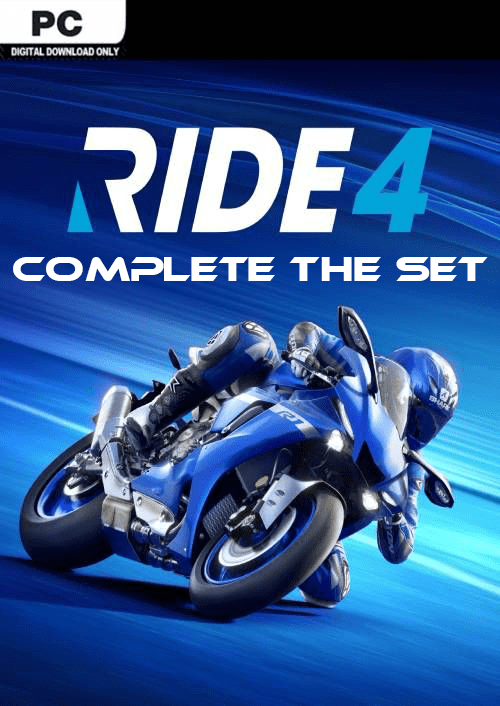 Download Ride 4 Complete The Set Edition v1.0.0.15-P2P in PC [ Torrent ]