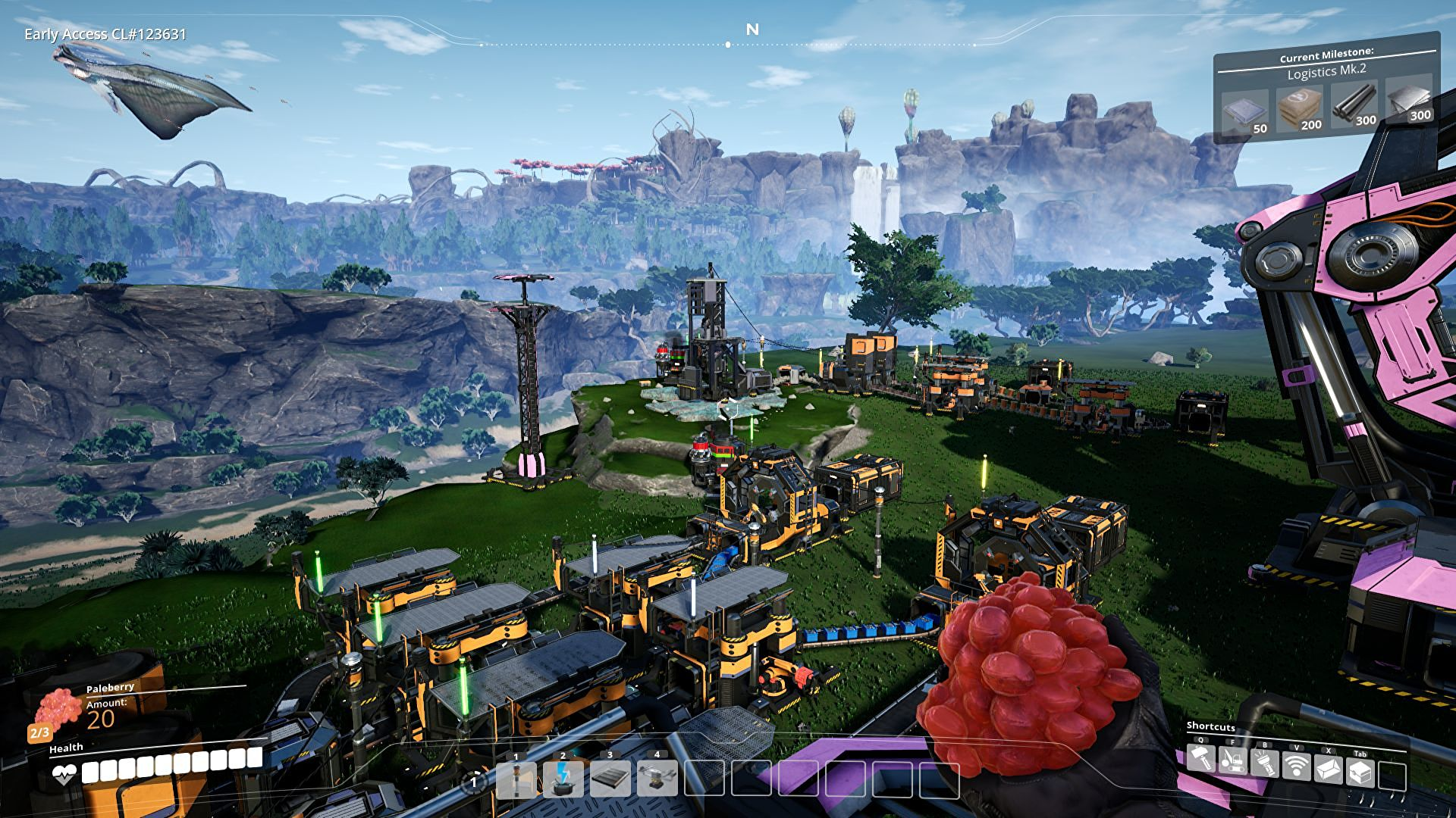 Download Satisfactory Power Storage Early Access in PC [ Torrent ]