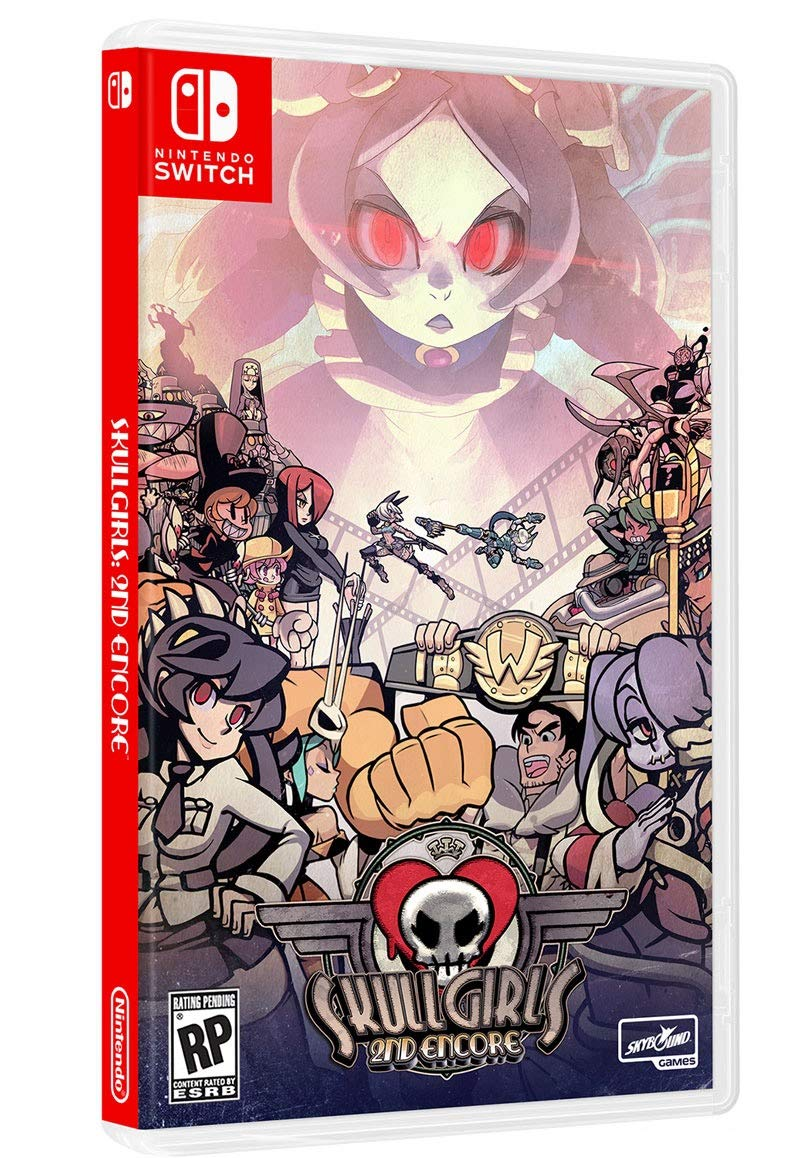 Download Skullgirls 2nd Encore Early Access In PC [ Torrent ]