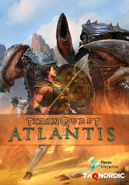 Download Titan Quest Anniversary Edition Atlantis v2.10-P2P in PC [ Torrent ]