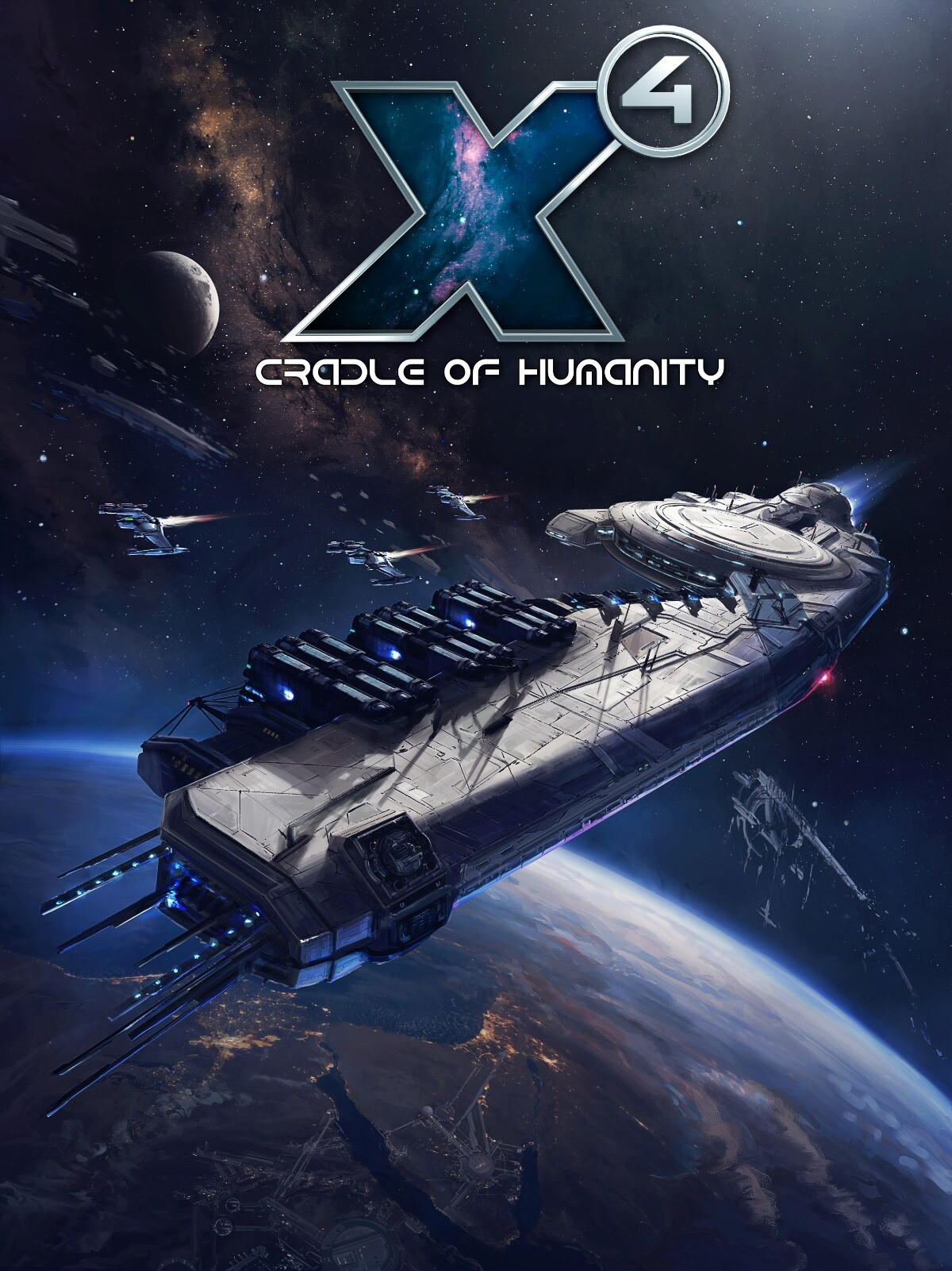 Download X4 Foundations Cradle Of Humanity-CODEX in PC [ Torrent ]