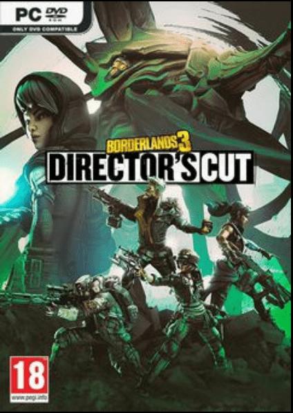Download Borderlands 3 Directors Cut-CODEX in PC [ Torrent ]