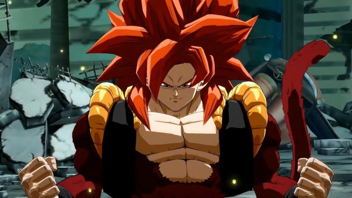 Download Dragon Ball Fighterz GogetaSS4-EMPRESS in PC [ Torrent ]