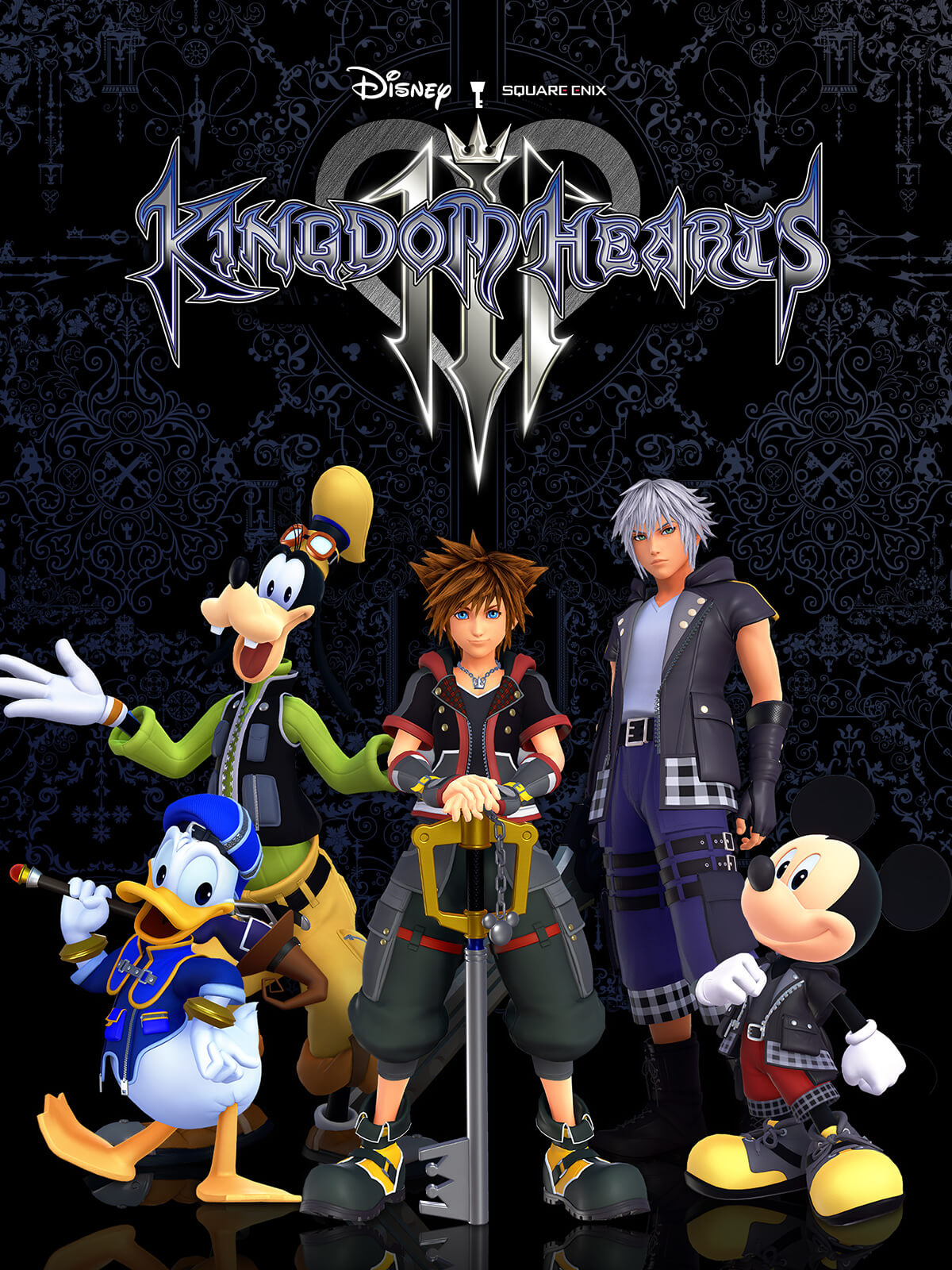 Download Kingdom Hearts III And Re Mind-CODEX in PC [ Torrent ]