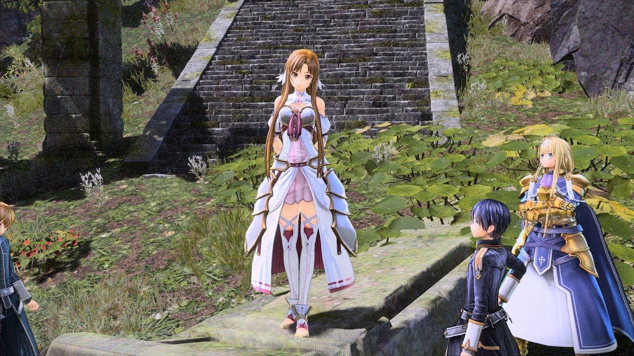 Download Sword Art Online Alicization Lycoris v1.40-Chronos in PC [ Torrent ]