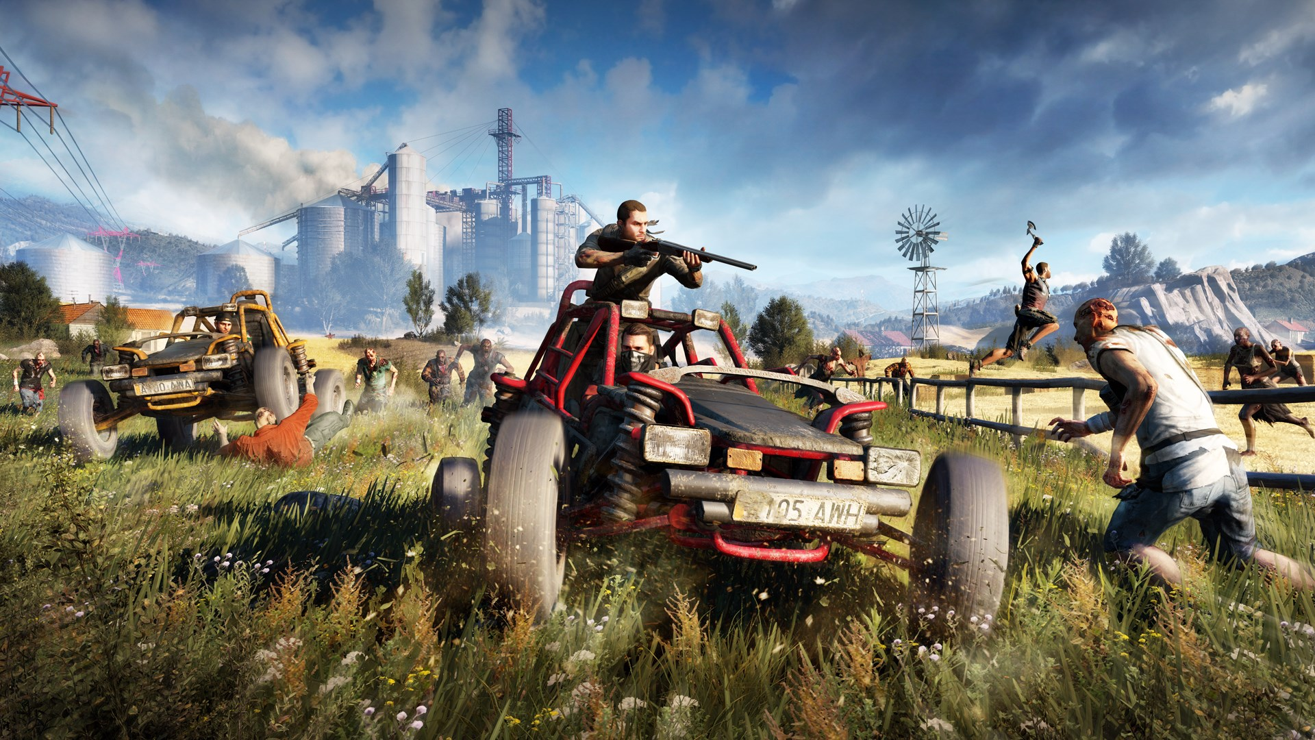 Download Dying Light The Following Ultimate Collection V1.42.0-P2P in PC [ Torrent ]