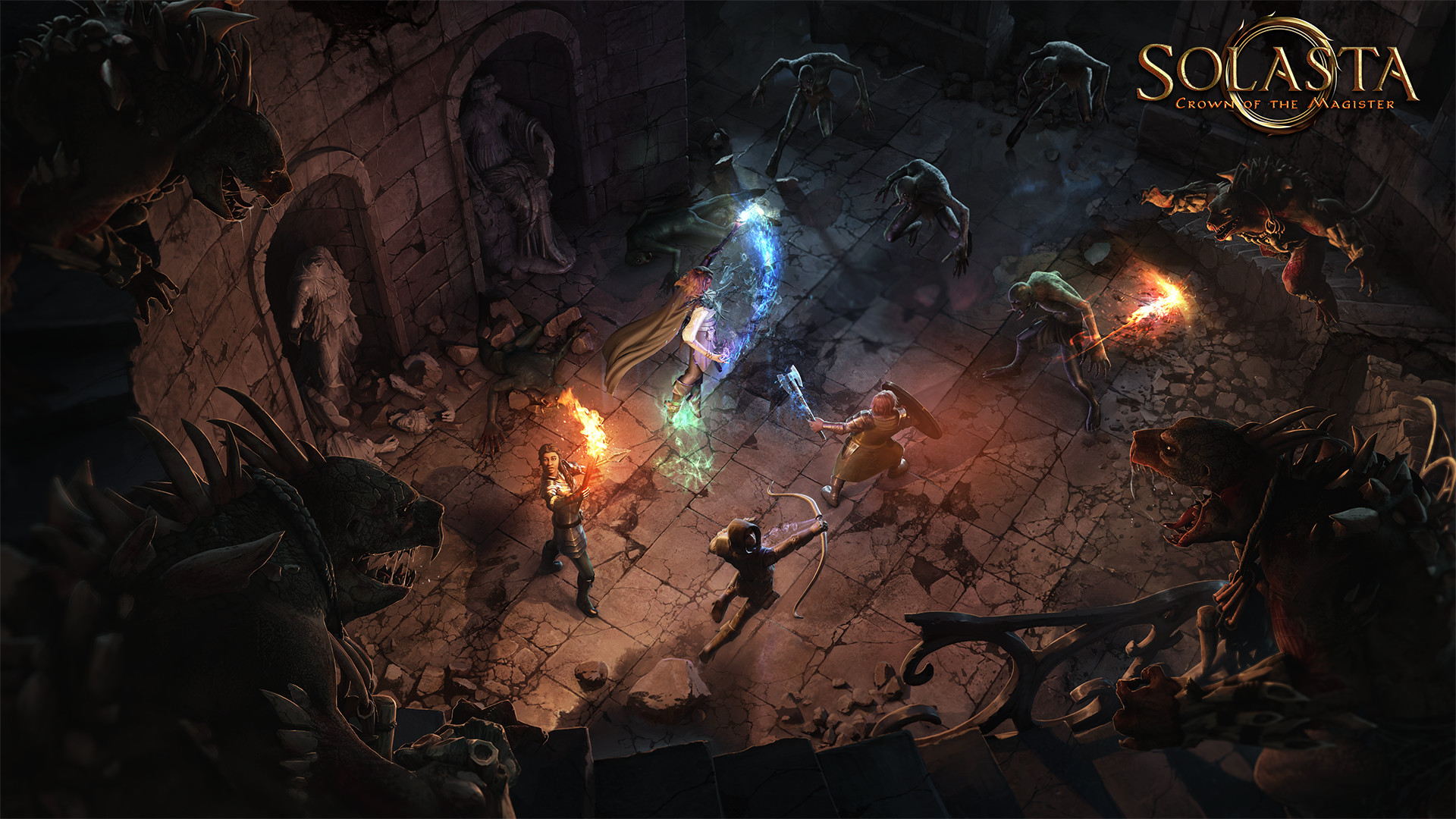 Download Solasta Crown of the Magister-CODEX in PC [ Torrent ]