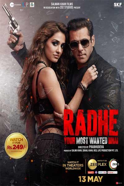 Watch Radhe (2021) Movie Full HD [ Download ]