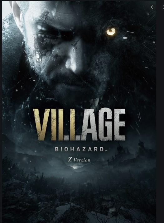 Download Re Village-FULL Unlocked In PC [ Torrent ]