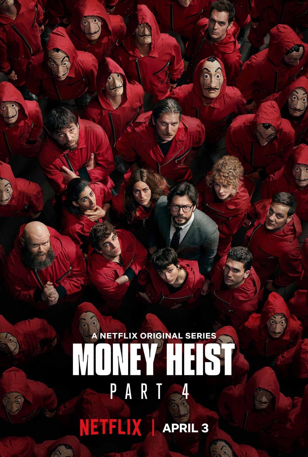 Watch Money Heist Season 04 Episodes 01 Online [ Download ]