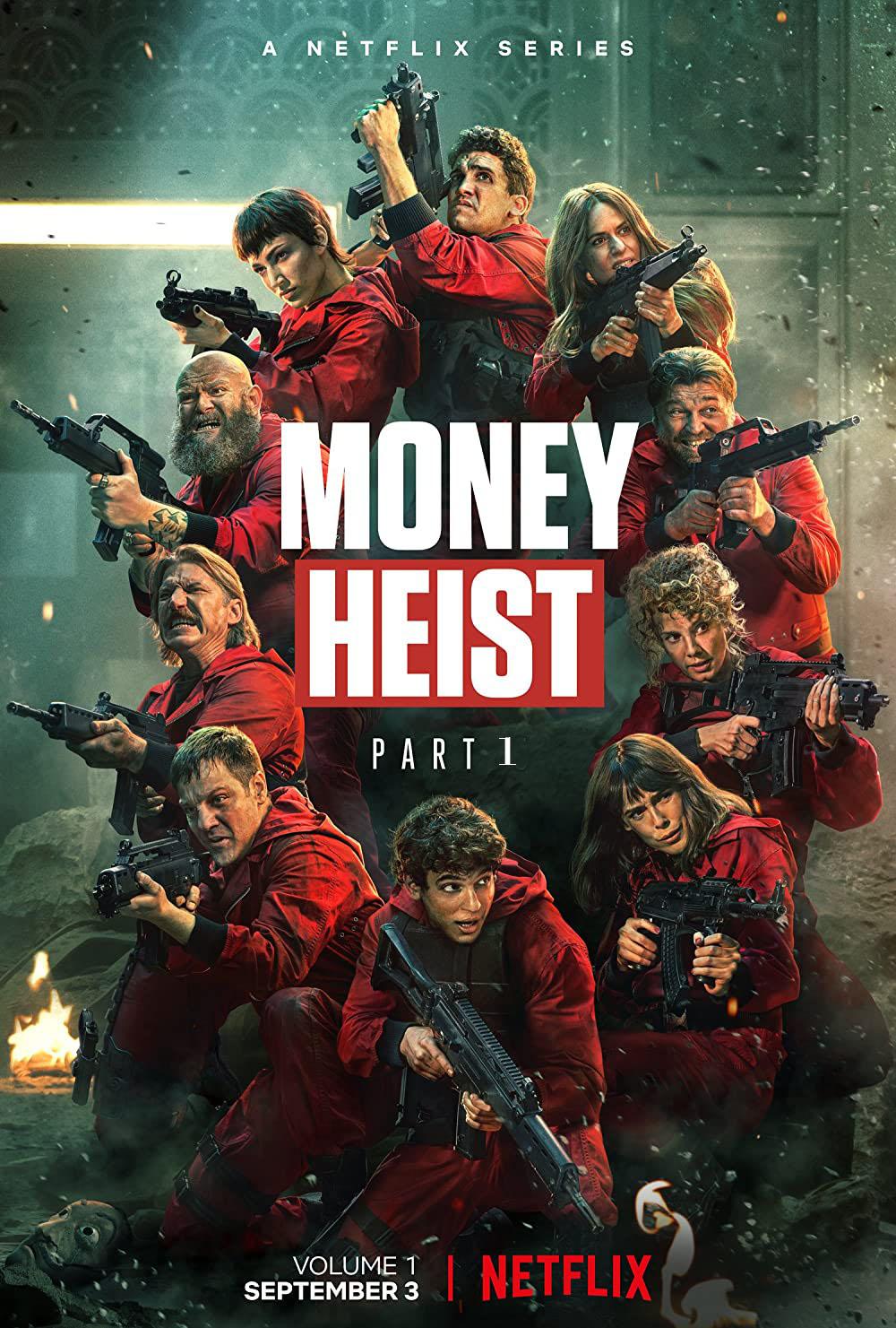 Watch Money Heist Season 01 Episodes 09 Online [ Download ]